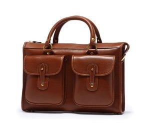 画像1: GHURKA(グルカ)  /  No.5  EXAMINER   エグザミナー(Walnut Leather)
