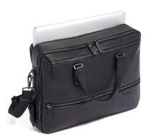 他の写真 / 色2: TUMI / HARRISON   ハロウ・ダブル・ジップ・レザー・ブリーフ Harrow Double Zip Brief Leather