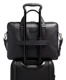 他の写真 / 色3: TUMI / HARRISON   ハロウ・ダブル・ジップ・レザー・ブリーフ Harrow Double Zip Brief Leather